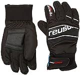 Reusch Kinder Handschuhe Ski Team R-TEX XT Junior, Black, 6.5