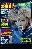 SALUT ! 234 1984 FRANCE GALL INDIANA JONESBALAVOINE AC DC ROD STEWART