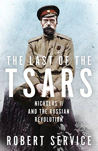 The last of the tsars por Robert Service