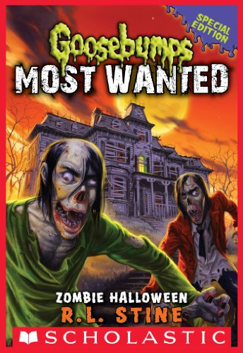 osebumps Most Wanted Special Edition #1) (Zombies Für Halloween)