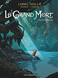 Book's Cover ofLe Grand Mort tome 7 : Dernières migrations