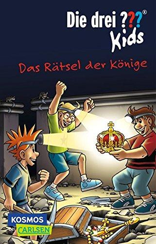 Das Rätsel der Könige (Die drei ??? Kids, Band 56)