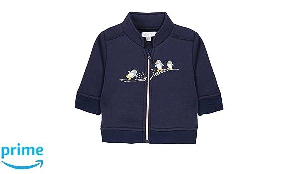 Absorba Boutique Baby Boys Bleu Banquise Lg Cardigan 9K17062 382a5f1b6c6