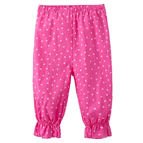 Trada Kinderhose, Kleinkind Kinder Baby Mädchen Blumendruck Lose beiläufige Hosen Leggings Hosen Casual Schlupfhose Jogginghose Haremshose...