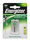 Energizer NimH-Akku Rechargeable Power Plus E-Block (8,4Volt 175mAh, 1er-Packung)