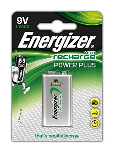 Energizer Power Plus 9 V Recharg...