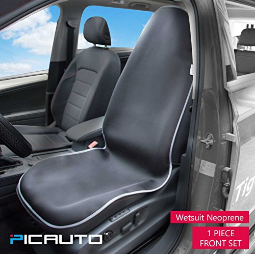PIC AUTO Autositzbezug für Crossfit, Yoga, Laufen, Strand, Fitnessstudio, Fitness, Sportler