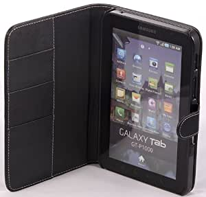Accessory Village Advanced Pro Black Protective Case Cover Wallet For Samsung...