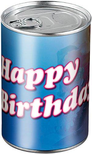 infactory Geschenkedose: Geschenkdose Happy Birthday: Originelle Präsent-Verpackung (Geschenk in Dose verpacken) - 3