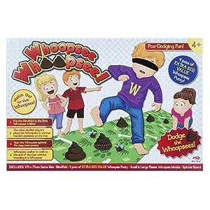 TOYLAND Whoopsee Whoopsee – Dodge The Whoopsies – Poo Dodging Fun – Juegos Familiares