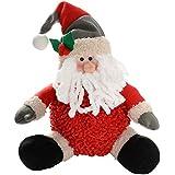 WeRChristmas - Figura decorativa de Papá Noel, 30 cm
