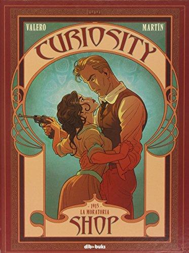 Curiosity Shop 3 (Aventúrate) por Teresa Valero Sánchez