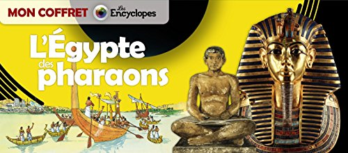 Mon coffret - L'Égypte des pharaons