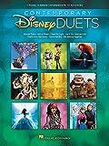 Contemporary Disney Duets: Intermediate to Advanced Level