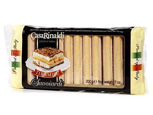 Casa Rinaldi Tiramisu Lady Fingers Biscuits (200g)
