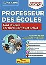 Concours Professeur des écoles - Tout le cours des épreuves écrites et orales - Admissibilité et Admission - CRPE 2020-2021 par Loison