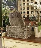 Napa Home & Garden Normandy Laundry Baskets, Set of 2