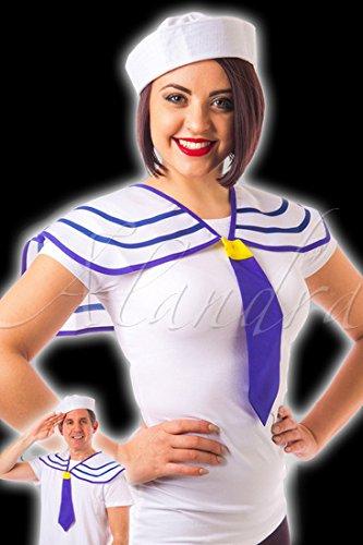 Alandra Party INT-SAI Instant Sailor Zubehör-Set, Unisex-Erwachsene, ()
