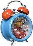 Kids Licensing - WD16065 - Réveil à Cloche en Métal Cars - Petit Modèle