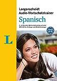 Langenscheidt Audio-Wortschatztrainer Spanisch für Anfänger - für Anfänger und Wiedereinsteiger: 2 x 10 Stunden Wortschatztraining auf einer MP3-CD (Langenscheidt Audio-Wortschatztrainer für Anfänger)