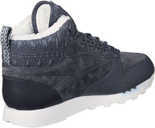 Reebok Damen Cl Lthr Arctic Boot Fitnessschuhe blau (Smoky Indigo / Collegiate Navy / Fresh Blue / )