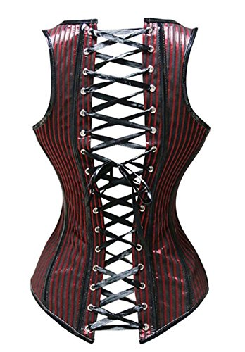 Bslingerie - Bustino -  donna Rosso