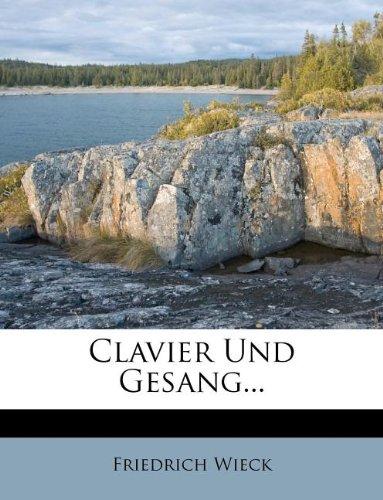 Clavier und Gesang.