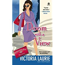 Doom with a View (Psychic Eye Mysteries, Book 7): A Psychic Eye Mystery