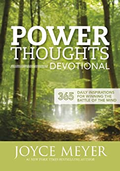 Power Thoughts Devotional: 365 daily inspirations for winning the battle of your mind by [Meyer, Joyce]