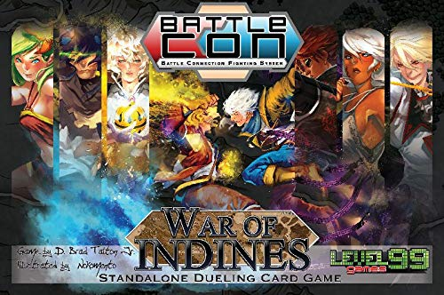 BattleCON: War of Indines Remastered (2015)