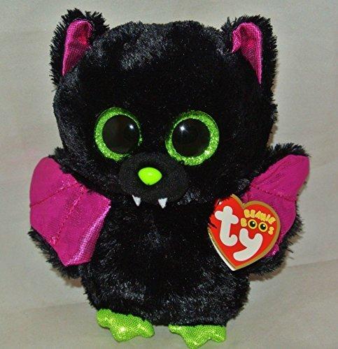 b8e9c613e10 2015 TY Beanie Boos IGOR - Halloween Black Bat 6 IN HAND by Smile9924