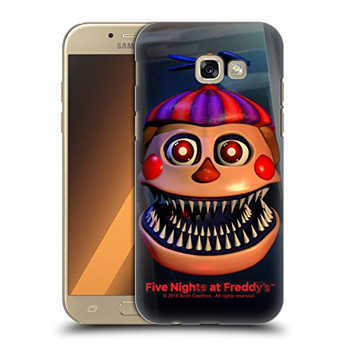 Official Five Nights At Freddy's Nightmare Balloon Boy Game 4 Hard Back Case for Samsung Galaxy A5 (2017)