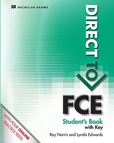 DIRECT TO FCE Sb Pk +Key