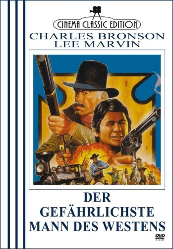 Der gefährlichste Mann des Westens - Charles Bronson *Cinema Classic Edition*