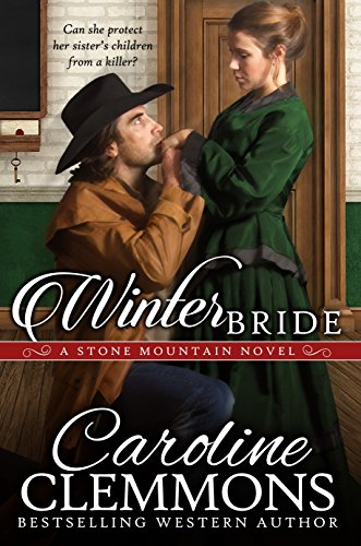 winter-bride-stone-mountain-texas-english-edition