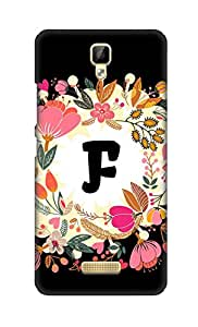 SWAG my CASE Printed Back Cover for Gionee P7