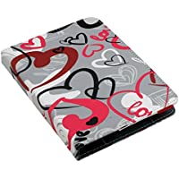 'E-Vitta Booklet for eBook reader Case of 6 – Crazy Hearts preiswert