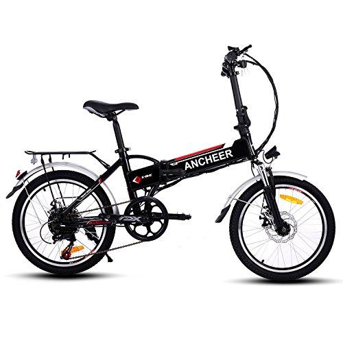 Ancheer Faltbares E-Bike, 20 Zoll - 8