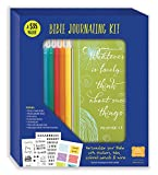 Bible Journaling Kit: Personalize Your Bible with Stickers, Tabs, Colored Pencils & More