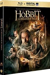 Le Hobbit - La désolation de Smaug - BLURAY + DIGITAL HD Ultraviolet [Blu-ray + Copie digitale] [Blu-ray + Copie digitale]