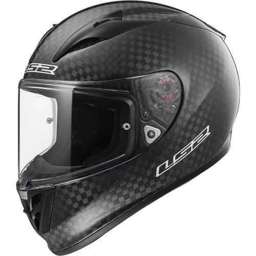 LS2 Casco Moto Ff323 Arrow C Evo, Gloss Carbon, X