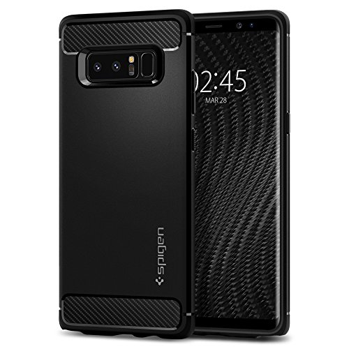 Spigen [Rugged Armor Samsung Galaxy Note 8