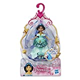 Disney Princesses - Poupee Princesse Disney Mini Poupee Royal Clips Jasmine - 8 cm