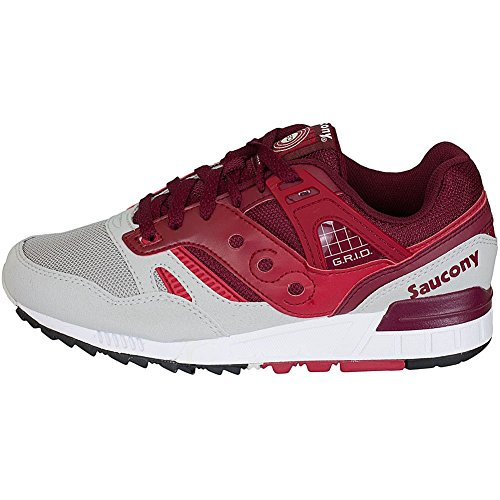 Saucony Sneaker Grid SD rot/grau Rot/Grau