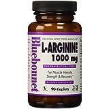 Bluebonnet Nutrition, L-Arginine, 1000 mg, 90 Pilules