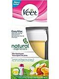 Veet EasyWax Nachfüll-Patronen sensitive, 1er Pack (1 x 50 ml)