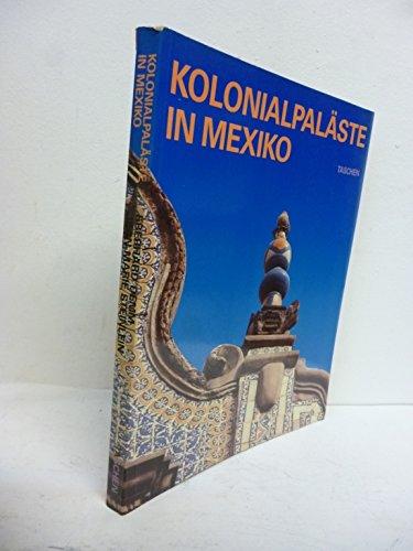 Spanische Kolonialpaläste in Mexiko,Fotografien: Jean-Marie Steinlein. Bearbeitung der Bildlegenden und des Glossars: Ingrid Guntermann; (Tasche Von Kalk)