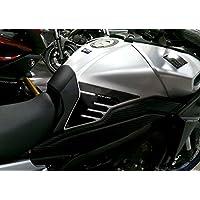 2 ADHESIVOS gel PROTECCIONES LATERAL DEPÓSITO compatible MOTO YAMAHA TRACER MT-09