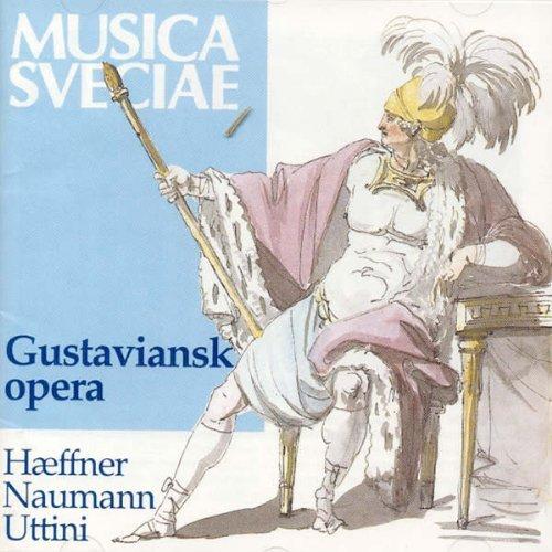 Gustavian Opera by Uttini (1991-01-01)