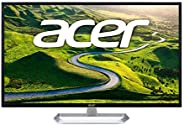 Acer EB321HQU 31.5 inch (80.01 cm) 2560 x 1440 WQHD IPS Backlit LED LCD Monitor I Eye Care Features, Blue Ligh